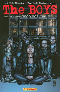 Cover Thumbnail for The Boys (Dynamite Entertainment, 2007 series) #3