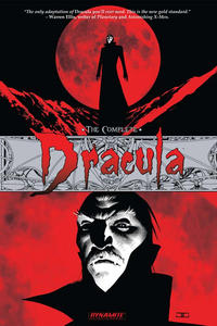Cover Thumbnail for The Complete Dracula (Dynamite Entertainment, 2010 series)