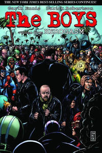 Cover Thumbnail for The Boys (Dynamite Entertainment, 2007 series) #5