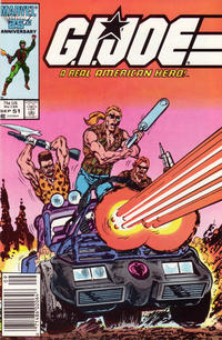 Cover Thumbnail for G.I. Joe, A Real American Hero (Marvel, 1982 series) #51 [Newsstand]