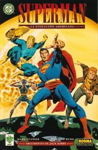 Cover Thumbnail for Superman: La evolución americana (NORMA Editorial, 2001 series)