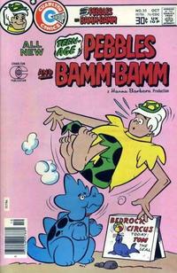 Cover Thumbnail for Pebbles and Bamm-Bamm (Charlton, 1972 series) #35