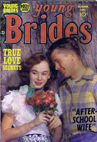 Cover Thumbnail for Young Brides (Prize, 1952 series) #v2#2 [8]