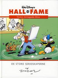 Cover Thumbnail for Hall of Fame (Hjemmet / Egmont, 2004 series) #[4] - Vicar