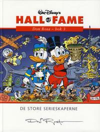 Cover Thumbnail for Hall of Fame (Hjemmet / Egmont, 2004 series) #[10] - Don Rosa 3