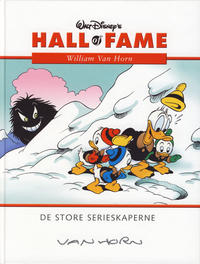 Cover Thumbnail for Hall of Fame (Hjemmet / Egmont, 2004 series) #[11] - William Van Horn