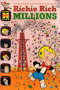 Cover Thumbnail for Richie Rich Millions (Harvey, 1961 series) #23