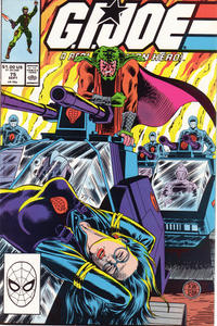 Cover Thumbnail for G.I. Joe, A Real American Hero (Marvel, 1982 series) #75 [Direct Edition]