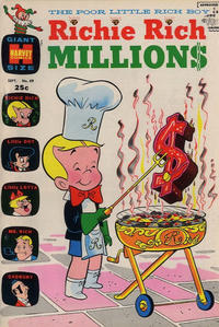 Cover Thumbnail for Richie Rich Millions (Harvey, 1961 series) #49