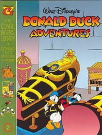 Cover Thumbnail for Carl Barks Library of Walt Disney's Donald Duck Adventures in Color (Gladstone, 1994 series) #2