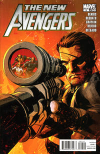 Cover Thumbnail for New Avengers (Marvel, 2010 series) #9