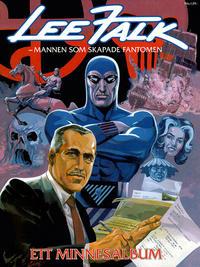 Cover Thumbnail for Fantomen - Lee Falk minnesalbum (Egmont, 1999 series)