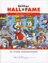 Cover Thumbnail for Hall of Fame (Hjemmet / Egmont, 2004 series) #[25] - Don Rosa 7