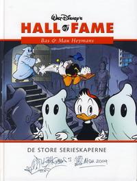 Cover Thumbnail for Hall of Fame (Hjemmet / Egmont, 2004 series) #[32] - Bas & Mau Heymans