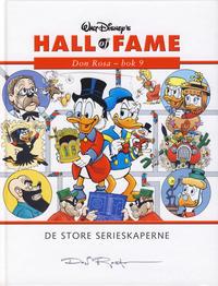 Cover Thumbnail for Hall of Fame (Hjemmet / Egmont, 2004 series) #[31] - Don Rosa 9