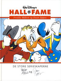 Cover Thumbnail for Hall of Fame (Hjemmet / Egmont, 2004 series) #[23] - Freddy Milton og Daan Jippes