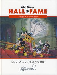 Cover Thumbnail for Hall of Fame (Hjemmet / Egmont, 2004 series) #[17] - Floyd Gottfredson