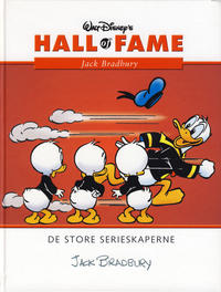 Cover Thumbnail for Hall of Fame (Hjemmet / Egmont, 2004 series) #[21] - Jack Bradbury