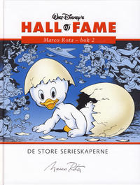 Cover Thumbnail for Hall of Fame (Hjemmet / Egmont, 2004 series) #[28] - Marco Rota 2