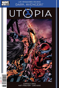 Cover Thumbnail for Los Vengadores Oscuros, Dark Avengers (Editorial Televisa, 2010 series) #8