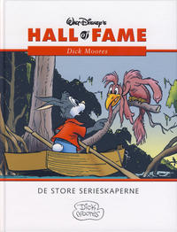Cover Thumbnail for Hall of Fame (Hjemmet / Egmont, 2004 series) #[30] - Dick Moores