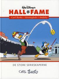 Cover Thumbnail for Hall of Fame (Hjemmet / Egmont, 2004 series) #[18] - Carl Barks 4