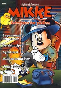 Cover Thumbnail for Mikke påskekrim (Hjemmet / Egmont, 2000 series) #[2002]