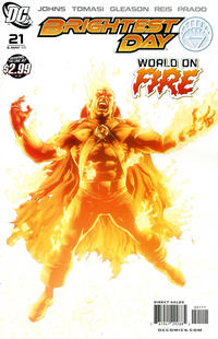 Cover Thumbnail for Brightest Day (DC, 2010 series) #21