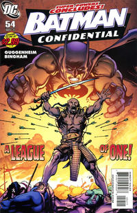 Cover Thumbnail for Batman Confidential (DC, 2007 series) #54