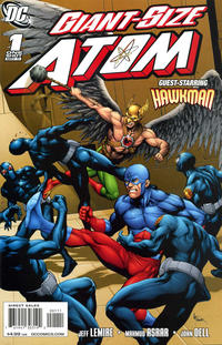 Cover Thumbnail for Giant-Size Atom (DC, 2011 series) #1