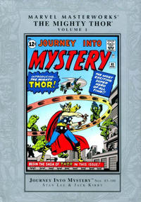 Cover Thumbnail for Marvel Masterworks: The Mighty Thor (Marvel, 2003 series) #1 [Regular Edition]