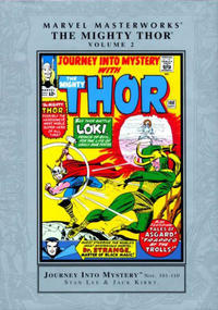 Cover Thumbnail for Marvel Masterworks: The Mighty Thor (Marvel, 2003 series) #2 [Regular Edition]