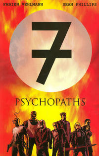 Cover Thumbnail for 7 Psychopaths (Boom! Studios, 2010 series)