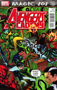 Cover Thumbnail for Avengers Academy (Marvel, 2010 series) #10