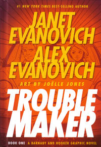 Cover Thumbnail for Troublemaker (Dark Horse, 2010 series) #1