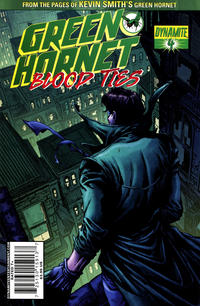 Cover Thumbnail for Green Hornet: Blood Ties (Dynamite Entertainment, 2010 series) #4