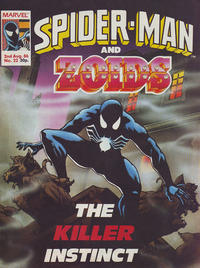 Cover Thumbnail for Spider-Man and Zoids (Marvel UK, 1986 series) #22