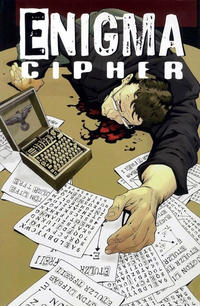 Cover Thumbnail for Enigma Cipher (Boom! Studios, 2008 series)