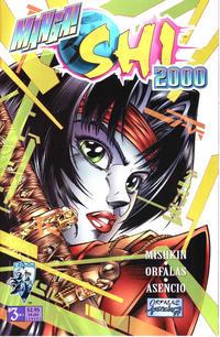 Cover Thumbnail for Manga Shi 2000 (Crusade Comics, 1997 series) #3