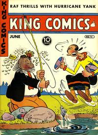 Cover Thumbnail for King Comics (David McKay, 1936 series) #74