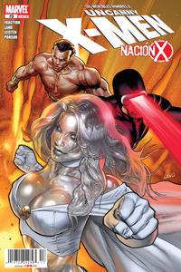 Cover Thumbnail for Los Increíbles Hombres X, Uncanny X-Men (Editorial Televisa, 2009 series) #19