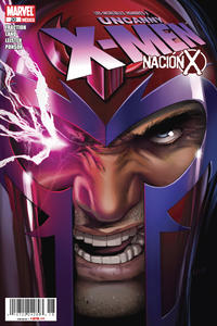 Cover Thumbnail for Los Increíbles Hombres X, Uncanny X-Men (Editorial Televisa, 2009 series) #20