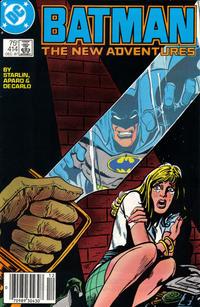 Cover Thumbnail for Batman (DC, 1940 series) #414 [Newsstand]