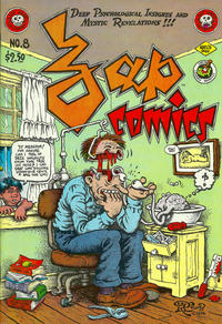 Cover Thumbnail for Zap Comix (Last Gasp, 1982 ? series) #8 [3rd print- 2.50 USD]