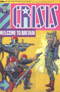 Cover Thumbnail for Crisis (Fleetway Publications, 1988 series) #17