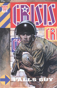 Cover Thumbnail for Crisis (Fleetway Publications, 1988 series) #22