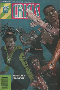 Cover Thumbnail for Crisis (Fleetway Publications, 1988 series) #30