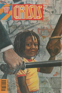 Cover Thumbnail for Crisis (Fleetway Publications, 1988 series) #37