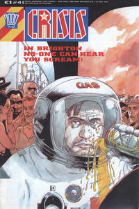 Cover Thumbnail for Crisis (Fleetway Publications, 1988 series) #41