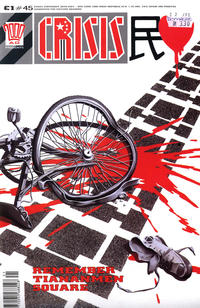 Cover for Crisis (Fleetway Publications, 1988 series) #45